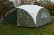 Scouts 4.5m x 4.5m Coleman Event Shelter Package XL Pro (Inc Sides + Groundsheet)